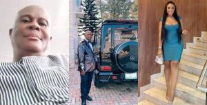 'Instead of bringing a husband to your father, you bought a car for him'- Man drags Linda Ikeji