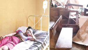 Family members beat teacher unconscious, assault corper for punishing pupil in Ogun