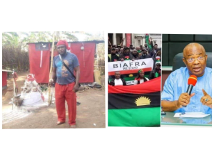 Hope Uzodinma has murdered sleep, IPOB reacts over the death of Ikonso, vows to avenge the killing