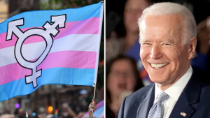 Biden declares March 31 as transgender day of visibility