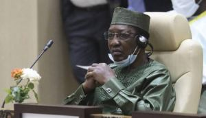 Chad's newly re-elected President, Idriss Deby, is dead