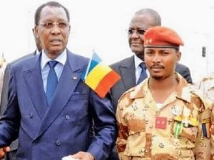 Idriss Deby's Son named Chad President