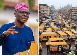 It will be unfair to scrap 'Danfo' buses – Sanwo-Olu