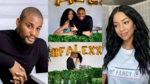 Nollywood actor, Alex Ekubo set to wed, reveals fiancee