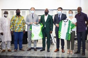 Argentina's Ambassador seeks stronger ties with Nigeria in football