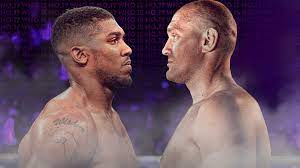 Anthony Joshua will fight Tyson Fury in a specially-built stadium to 'shock the world'