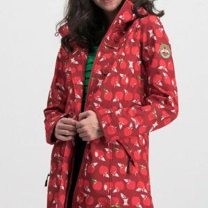 Rain Coat Apple Print Tralee