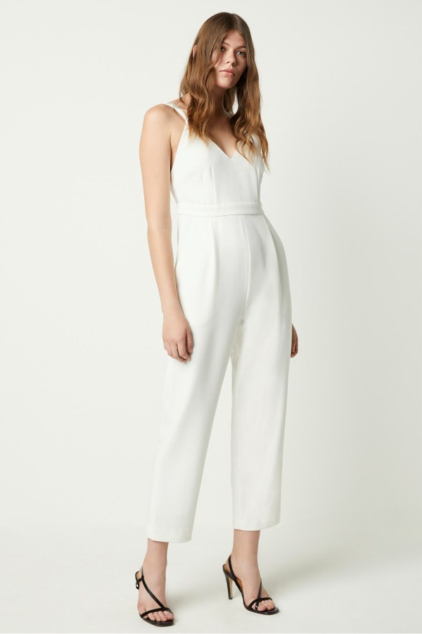French Connection Anana Whisper Strappy Jumpsuit
