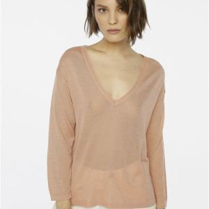 lurex knit jumper top Tralee