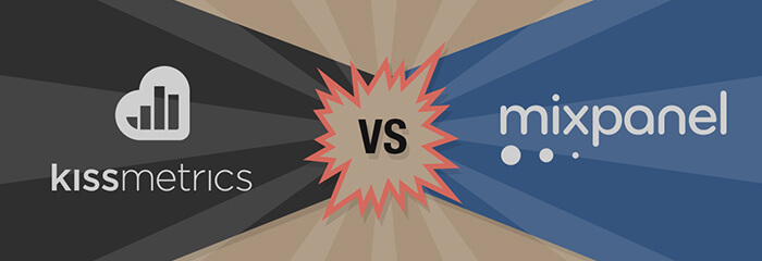 Clash of the Funnel Analytics Titans: Kissmetrics vs. Mixpanel