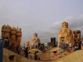 La Pedrera, Gaudi Tour in Barcelona