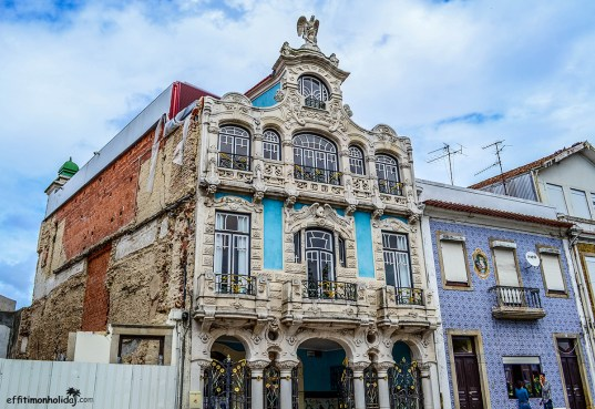 The Charming Aveiro