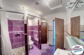 Bathroom at The Charming Little Bucharest Hostel