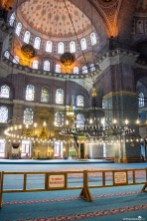 Yeni Cami Mosque Istanbul Turkey