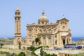 Ta' Pinu Sanctuary Malta Gozo