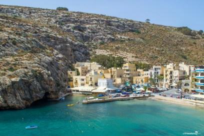 Xlendi Bay Gozo Malta