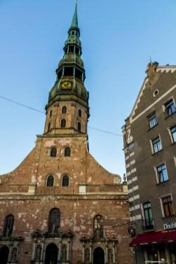 St Peter's Church, Riga