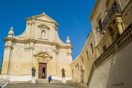 What to see in Malta: Cathedral Of Assumption, Victoria, Gozo