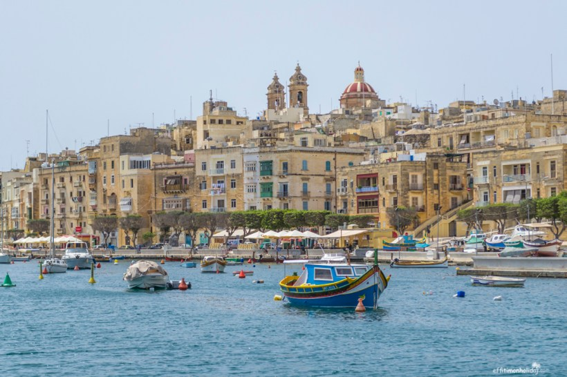What to see in Malta: The Three Cities, the first home of the Knights Templar