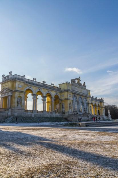A visit to Schonbrunn in Vienna