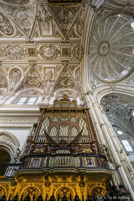 Why you should visit Andalusia: Cordoba Mezquita