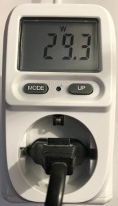 plug in power meter