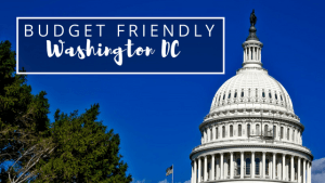 Learn about all the free and low cost entertainment options in this Budget Friendly Guide to Washington DC.