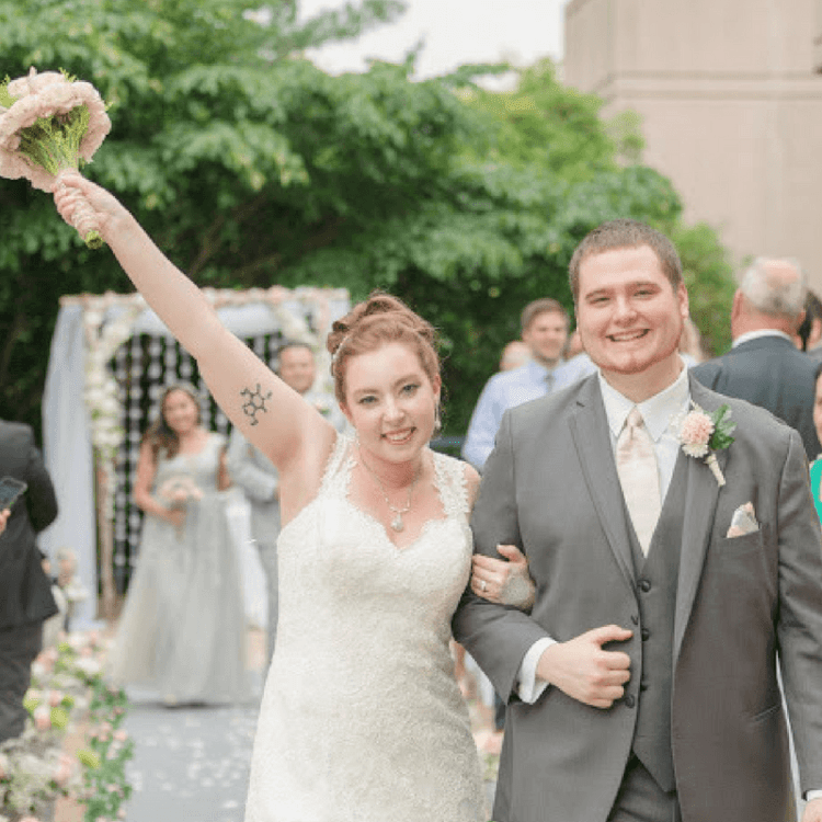 Top 10 tips for saving money on your wedding.