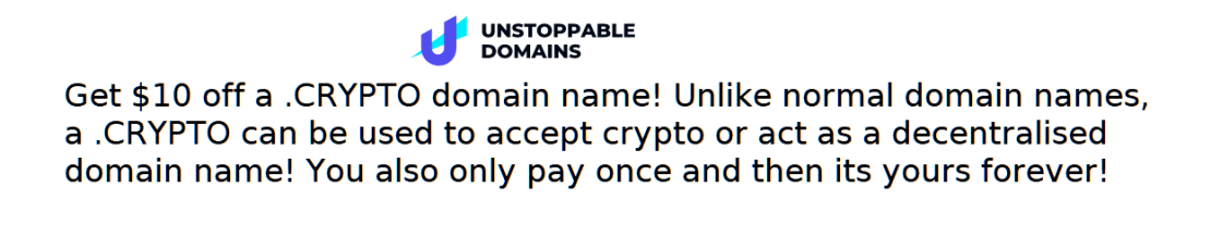 free crypto back
