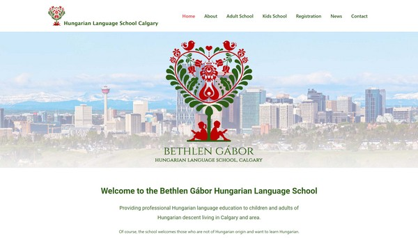 Hungarianschoolcalgary.com