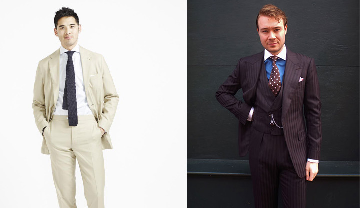 structured vs soft How to Buy a Suit (or Sport Coat) That Actually Fits