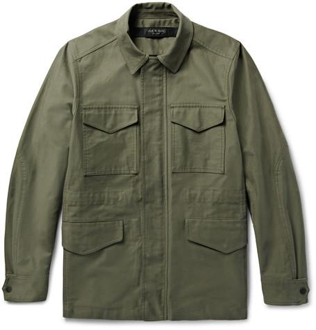 ragandbone m51 coat on effortless gent