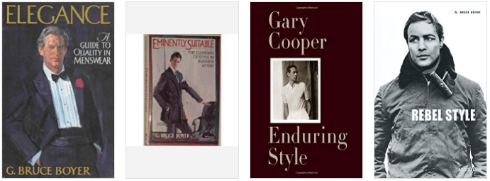 G. Bruce Boyer Books