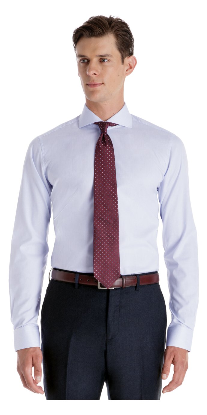 the perfect fit dress shirts effortless gent