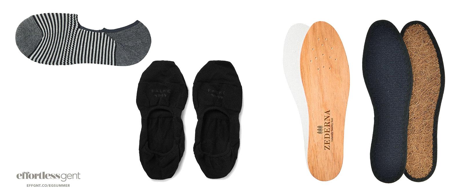 socks - summer clothes for men - effortless gent