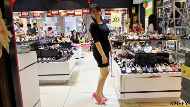 Spiffy Shoes Sales Malaysia for With You Club Members 家人 是一輩子的陪伴 - 陪伴 Accompany - 微電影 Spiffy Shoes Present Spiffy Shoes Jan 2015 A06