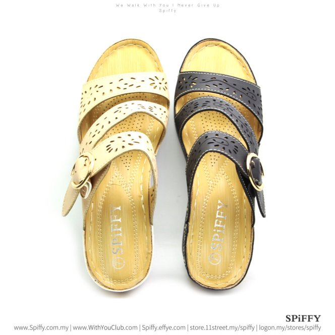 fashion-modern-malaysia-kuala-lumpur-shoes-sandals-%e5%87%89%e9%9e%8b-spiffy-brand-ct3401-mix-colour-shoe-ladies-lady-leather-high-heels-shoes-comfort-wedges-sandal-%e5%a8%83%e5%a8%83%e9%9e%8b