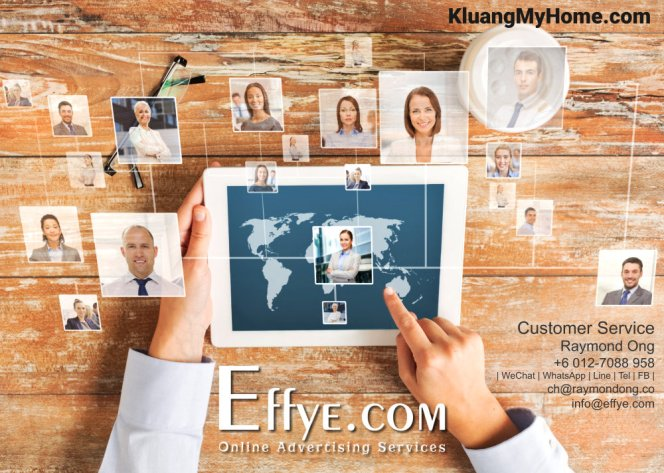 Raymond Ong Effye Media Kluang Website Design Online Advertising Web Development Education Webpage Facebook eCommerce Management Photo Shooting Malaysia A08