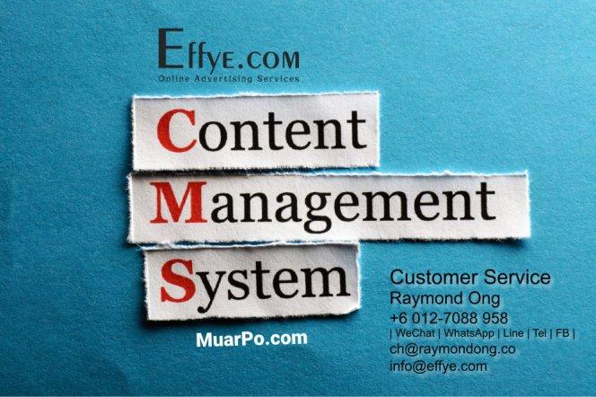 Raymond Ong Effye Media Muar Website Design Online Advertising Web Development Education Webpage Facebook eCommerce Management Photo Shooting Malaysia A07