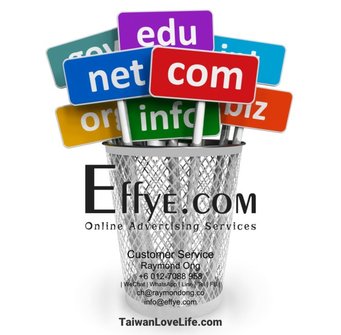 Raymond Ong Effye Media Taiwan Website Design Online Advertising Web Development Education Webpage Facebook eCommerce Management Photo Shooting 台湾 台灣 A09