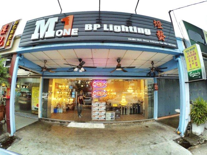 Batu Pahat Lighting M1 BP Lighting M One BP Lighting Effye Media Effye Online Advertising Darren Ong Raymond Ong Purchase Light and Fans A01 灯艺 灯饰
