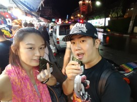 Night Shopping - at【Kathu, Thailand】&【邦古拉街Thanon Bangla】