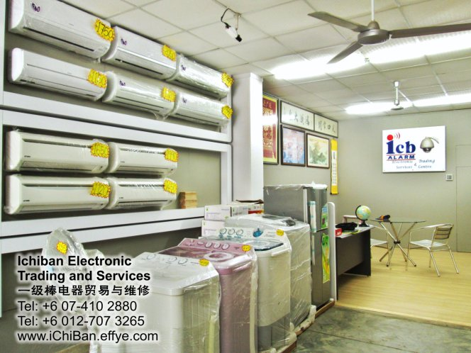 Air-Condition-Wiring-Batu-Pahat-Johor-Malaysia-BP-Ichiban-Electronic-Trading-and-Service-Centre-Wiring-CCTV-Alarm-Autogate-Electric-峇株吧辖电业-Effye-Media-Hai-Hai-Ang-PA09