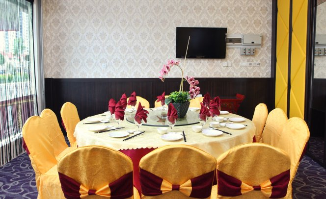 Chef Wah Restaurant Skudai Johor Malaysia Food and Beverages 华师傅酒楼 士古来 柔佛 马来西亚 饮食 美食 Room 02