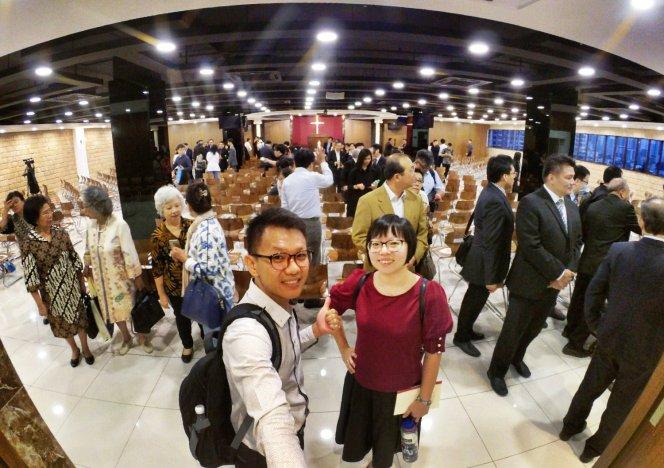 吉隆坡归正福音教会献堂礼 唐崇荣牧师 Dedication Service of International Reformed Evangelical Church of Kuala Lumpur IRECKL Rev Dr Stephen Tong A27
