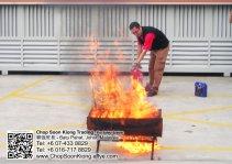 Malaysia Johor Batu Pahat Fire Extinguisher Prevention Equipment Chop Soon Kiong Trading 顺強贸易 Safety Somke Alarm Fire Prevention Protection Fire Hose Reel Bomba 灭火器-B11
