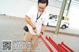 Malaysia Johor Batu Pahat Fire Extinguisher Prevention Equipment Chop Soon Kiong Trading 顺強贸易 Safety Somke Alarm Fire Prevention Protection Fire Hose Reel Bomba 灭火器 F12