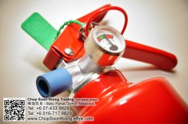 Malaysia Johor Batu Pahat Fire Extinguisher Prevention Equipment Chop Soon Kiong Trading 顺強贸易 Safety Somke Alarm Fire Prevention Protection Fire Hose Reel Bomba 灭火器 G02