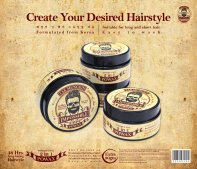 Tak Mungkin PoWax Malaysia Impossible PoWax Malaysia Poster - 48 hours long-lasting hairstyle products JPG A04