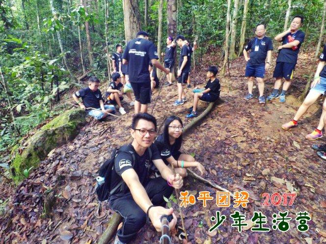 苏雅喜乐堂 和平团契 少年生活营 2017 马来西亚 居銮柔佛 南峇山 Gereja Joy Soga Peace Fellowship Youth Camp 2017 Malaysia Johor Kluang Gunung Lambak A36